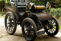veículos antigos