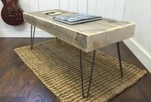 • Rustic Coffee Tables •