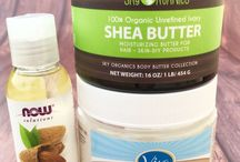Body butter whipped