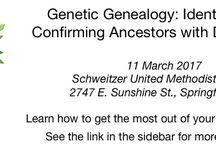 2017 Genealogy Conferences / Genealogy Conferences for 2017