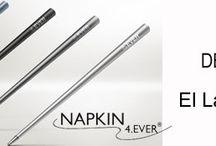 4.EVER / El lápiz que no se acaba nunca