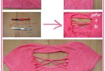 costumizção de roupas