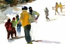 Kayakçılar