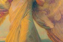 Franz Dvorak / Chez artist (1862-1927)