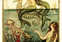 Sea & Mermaids