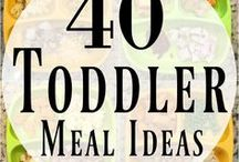 Toddler's meal