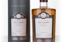 Paul John Indian single malt whisky / Paul John Indian single malt whisky