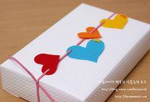 dárky - balíčky