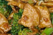 chicke n broccoli stir fry