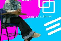 Thesisiana shoes