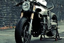 cafe - racer is love