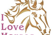 Love, Love, Love Horses / by Sheri Evert