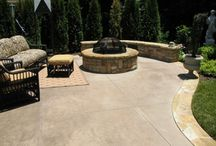 Outdoor space / by Lacey Baudoin