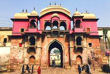 Ramnagar Fort / Ramnagar Fort Even though the auto rickshaw ride would have taken just 30 minutes, we decided to enjoy the boat ride to the Fort that stands on the East Bank of Ganga Ghat. This Fort has been the residence of the Royal kings of Benaras since the 18th century. Even today, the royal family resides in the Fort. The crowded surrounding of Fort did not leave a noteworthy impact but, as I entered the Fort, I was up for some impressive surprises.