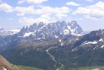Cresta di Costabella - Passo di San Pellegrino