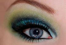 Beauty!!! Hair & Make-up & Nails / by Jaci Mathes