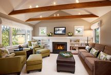 Family room / by Darci Stoller