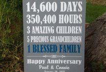 35 jaar huwelijk