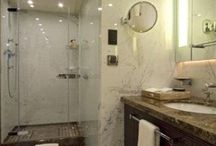 Yacht / Limestone, marble and other natural stone on private yachts.