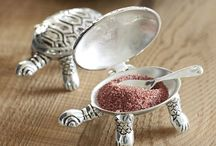 Salt Cellars & Spoons / by Lee Tucker