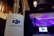 DJI Phantom 3 (?) Launch