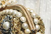 pearls / crystals