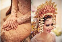 Indonesia weddings idea