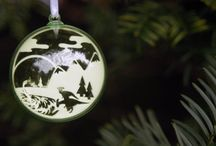 ROARballs / designosaur's answer to awesome Christmas decorations!