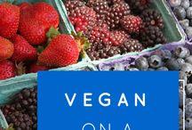 Vegan Shopping & Meal Plans