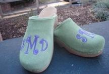 Shoe clog / by Bonnie Novak