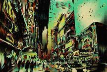 New York, New York . . .