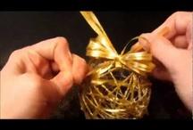 Adornos Navidad / by Rosalia Acevedo Boto