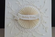 Cards - Rosettes