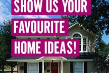Your Favourite Home Ideas / Show us your favourite things for the home!  / by Hire A Hubby
