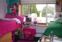 College Dorm Ideas / by Paige Zalar