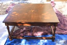 Painting and refinishing wood furniture / Making old new / by Kimberlee Hilliard