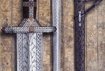 Vikinger sværd
