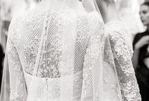 Blanca y radiante / inspiración para una boda