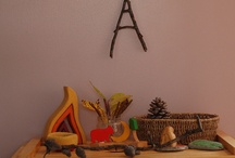 Steiner and sensory play