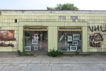 Old Shop Fronts, Signs & Windows