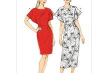 Shift Dress Sewing Patterns