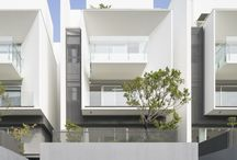 3 storey row house