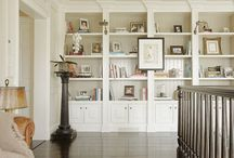 Built-ins / by Debbe Daley