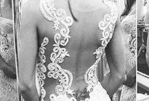 Haute couture wedding gowns / Polentas haute couture dresses