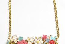 flower jewelry plans