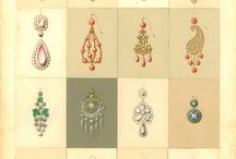 SKETCHES OF JEWELS / Other Art of Jewellery