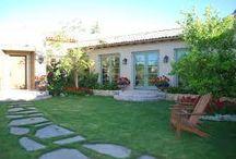 backyard terraces
