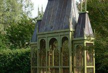 Bird Houses and Aviary