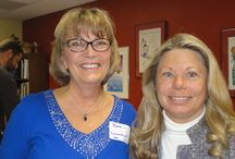 Business Connections / Chamber members of all types attended Business Before Hours on February 12 at Connections for Independent Living