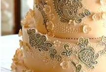 cakes / by Judy Burch